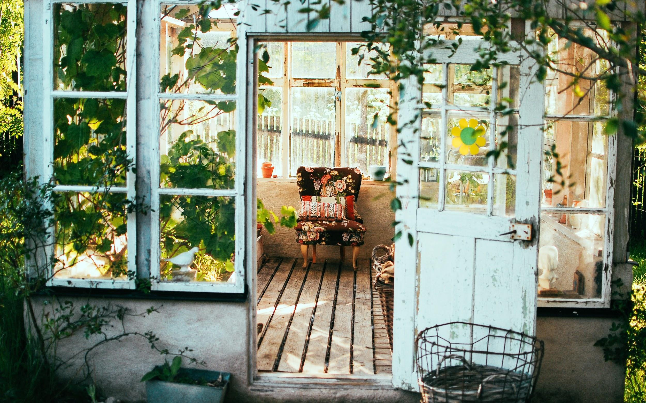 Best Ways You Can Improve Your Home for this Coming New Year patio