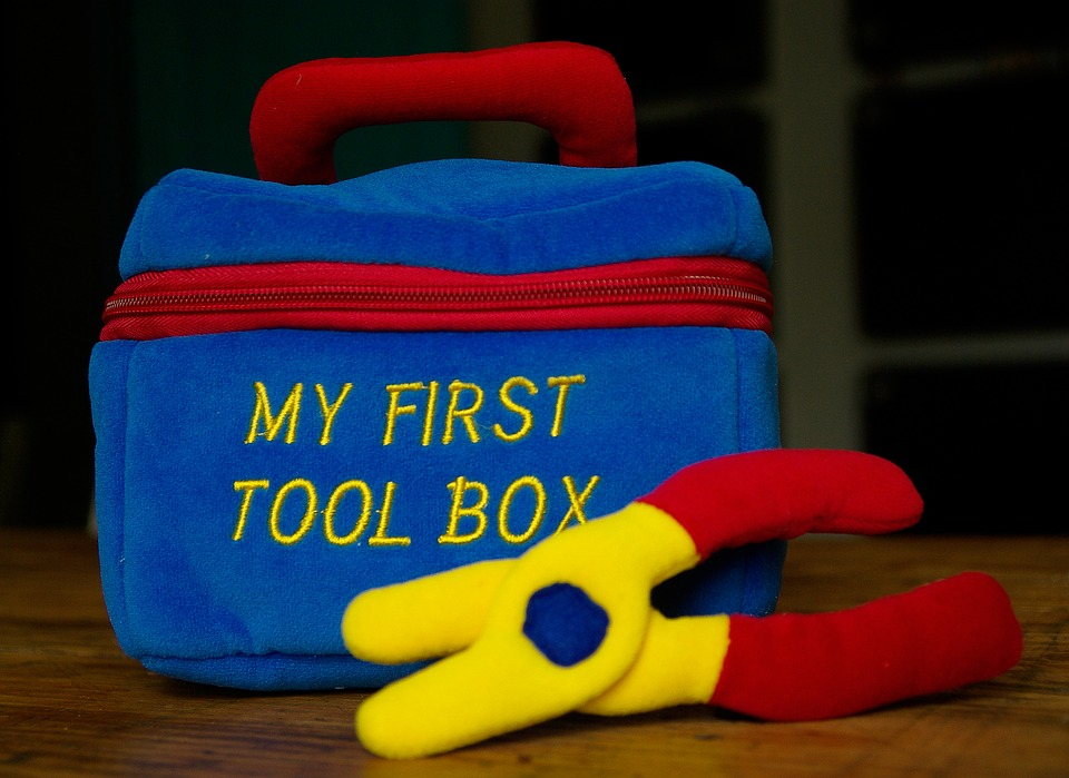 10 best tools for your child's first toolbox