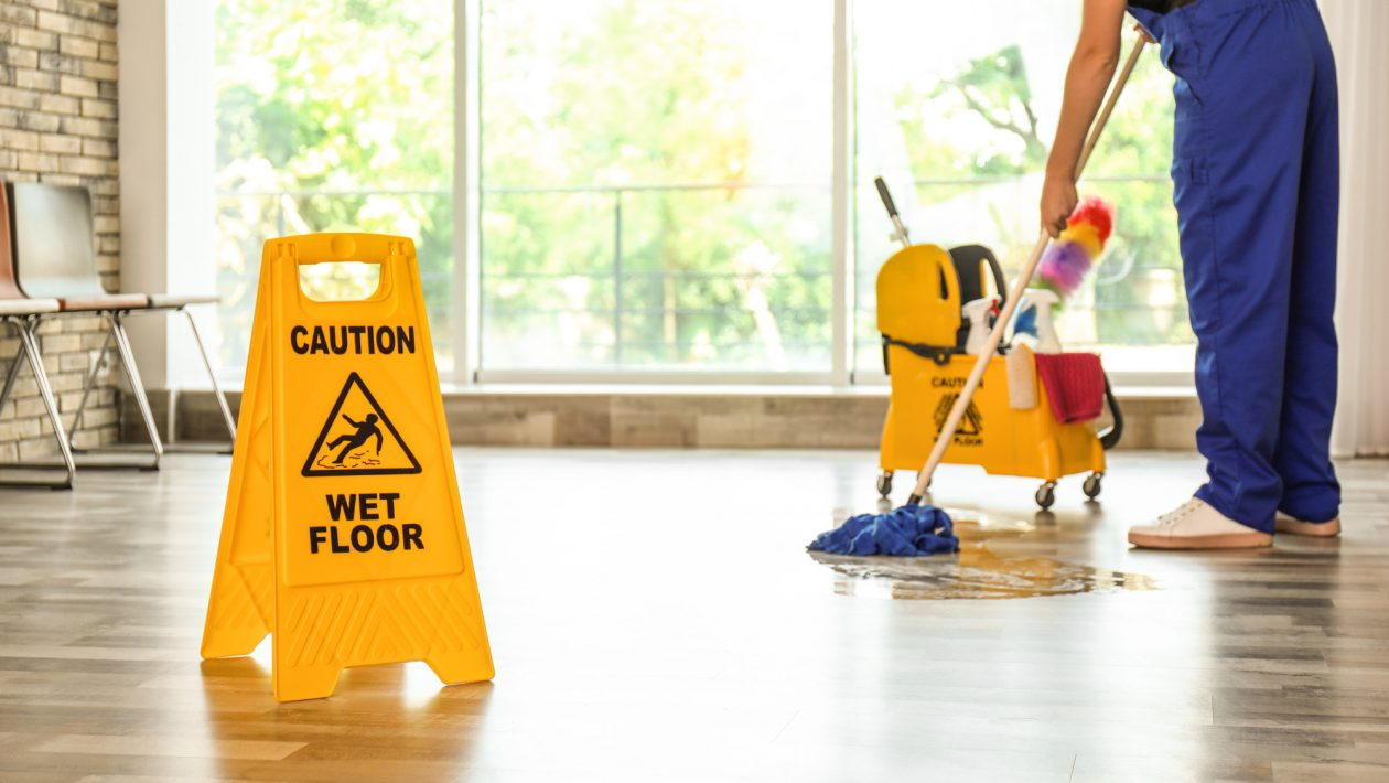 Cleaning Cure: 5 Brilliant Reasons Your Business Needs Professional Janitorial Services