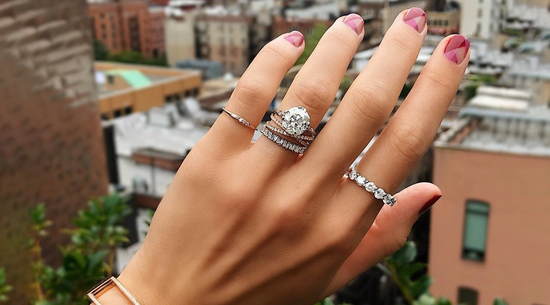 Diamond Wedding Ring's