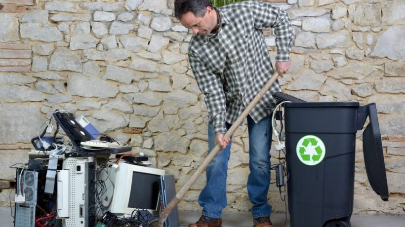 Recycle and Reuse Electronic Items
